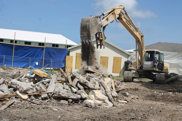 Phase I for new Diagnostic Wing at the Alexandra Hospital commences