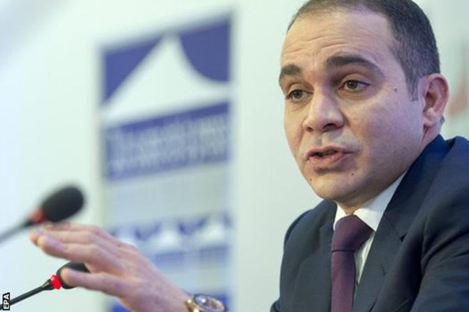 Fifa election: Prince Ali loses bid to suspend Friday's vote