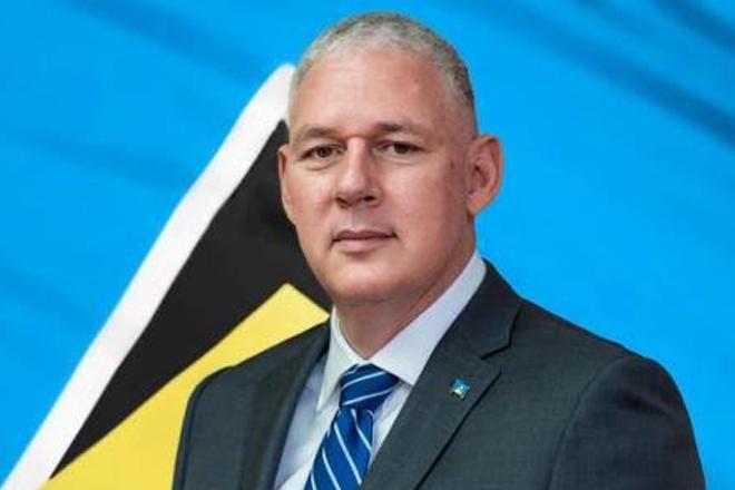 St Lucia prime minister under siege