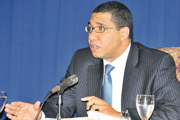 Holness says Gov't must tackle murders