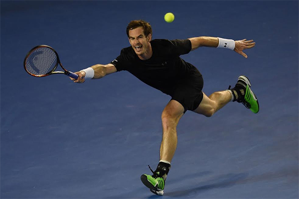 Djokovic Clinches 8th Major as Murray Rues Missed Opportunities