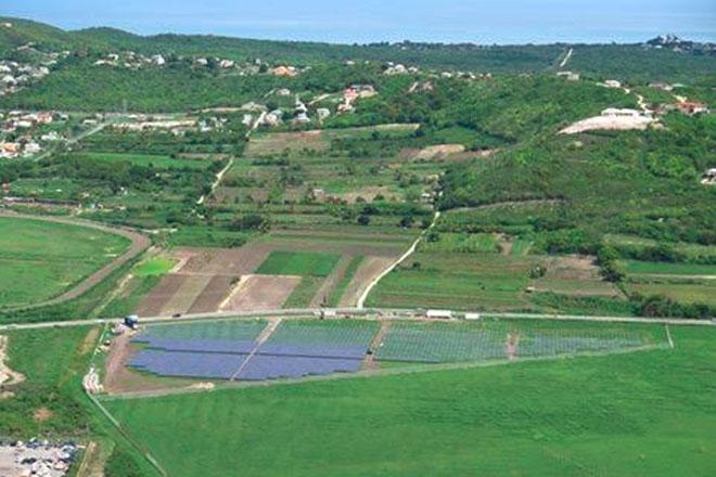 Antigua Completes Construction of Solar Farm
