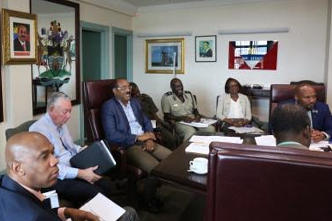 PM calls for swift action to stop zika virus entering Antigua-Barbuda