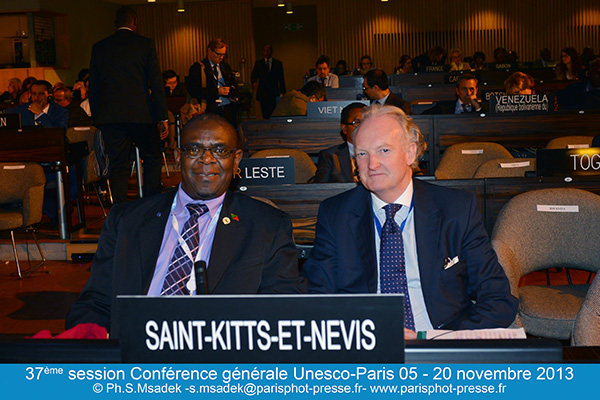 St. Kitts and Nevis gains a seat on the UNECSO Executive Board for second time in a decade