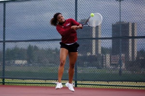 UMass tennis earns first win of 2015 against Quinnipiac