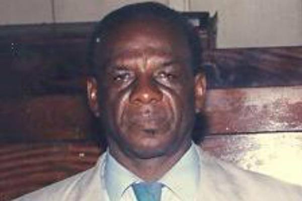 78-y-o Arthur Bramwell of Kingston 11 missing