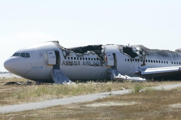 Asiana crash victims sue Boeing