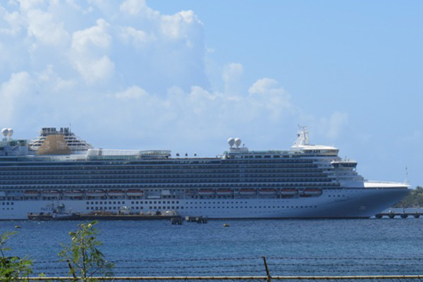 Ventura to visit Thursday as cruise season continiues