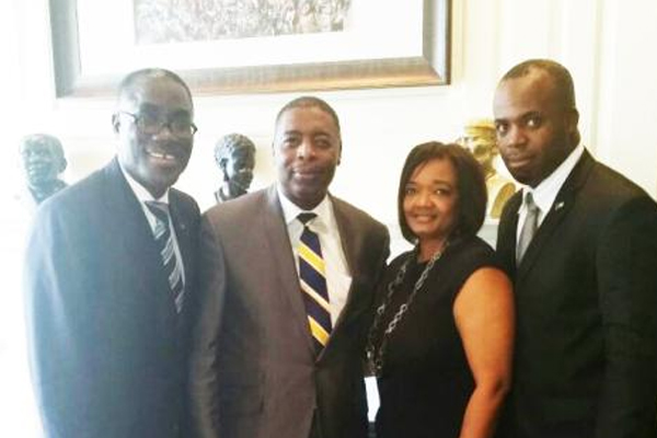 Bahamas religious tourism executives eye Atlanta's gospel community