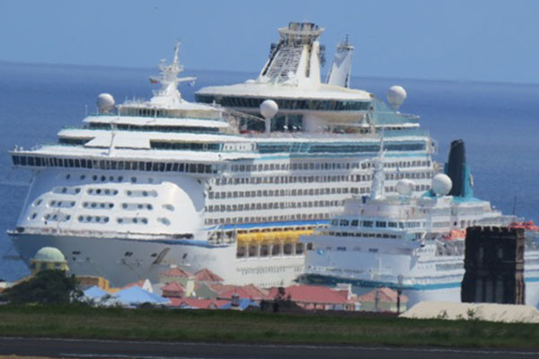 "Baltimore Post-Examiner: ""St. Kitts and Nevis is at the forefront of a cruise ship and hotel building boom"""