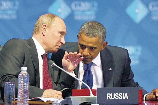 Putin to meet with Obama