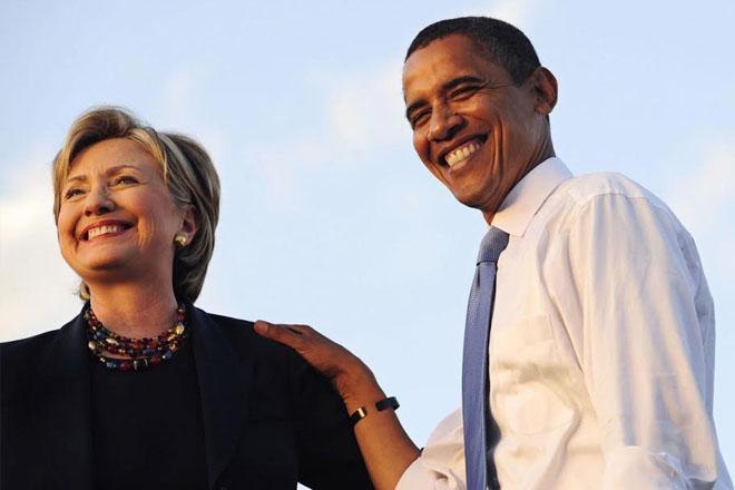 Obama officially endorses Hillary Clinton