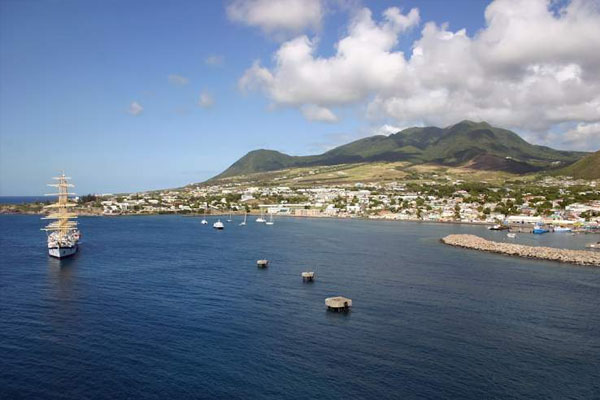 St. Kitts and Nevis ranks 73 out of 183 nations in 2014 Human Development Index
