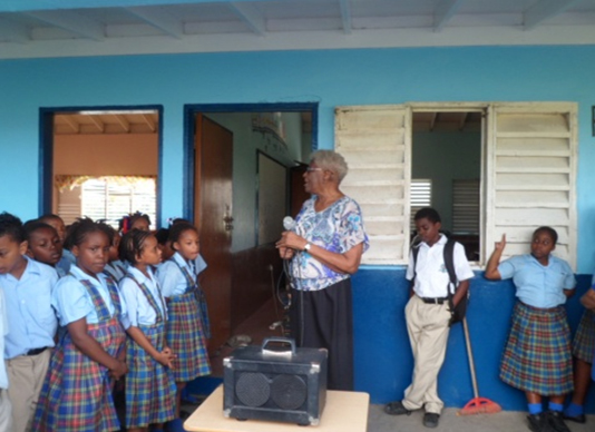 Beach Allen Primary School Awareness Week