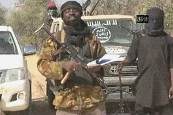 Attack me if you dare, Boko Haram chief taunts 'African kings'
