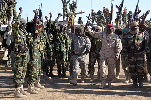 '109 Boko Haram fighters dead' after first attack on Niger