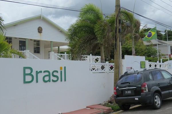 Partial Scope Agreement ratified by Brazil, says Minister Nisbett
