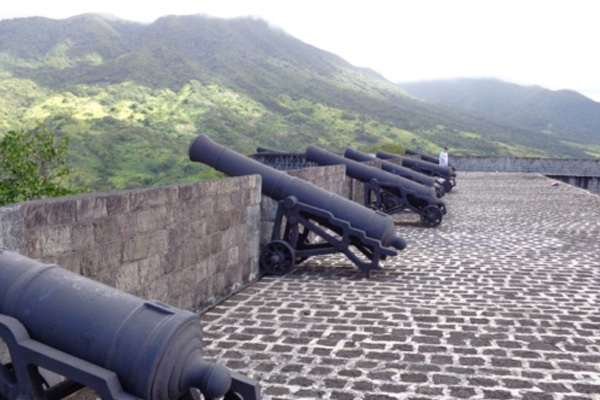 Ohio.com: Brimstone Hill Fortress – Second biggest fortification in the Caribbean