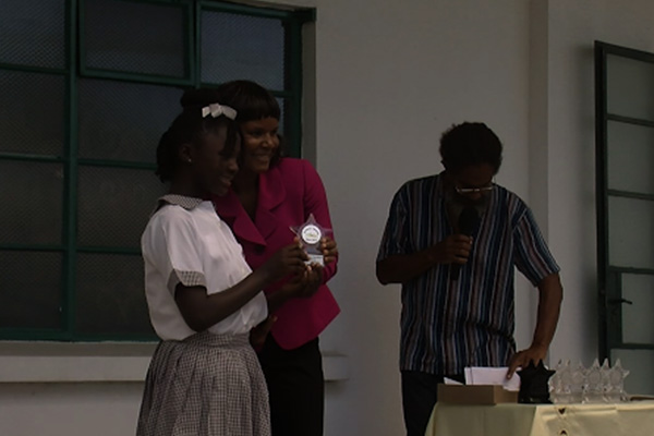 Brimstone Hill Prize Giving Ceremony