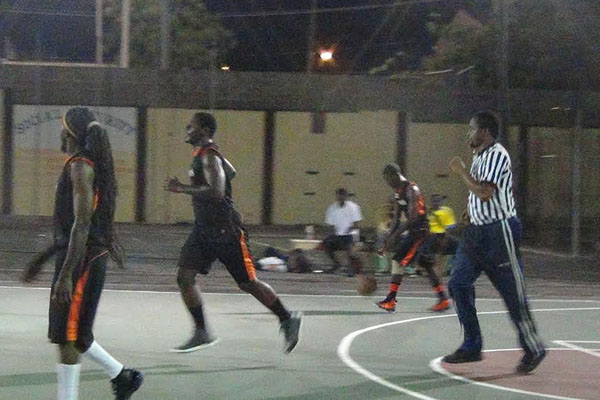 Bronx Crisis and Dynasty Ballers in close contest