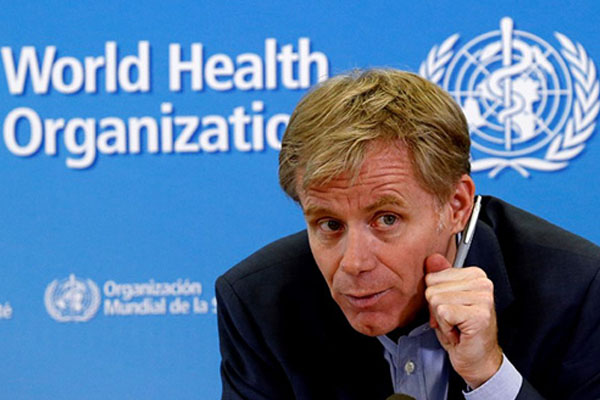 Ebola appears to be slowing in Liberia: WHO