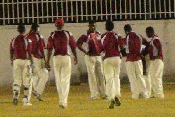 Nevis wins over St. Kitts in C-40 clash