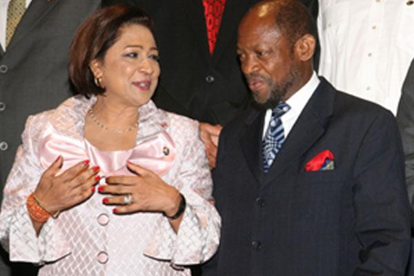 PM Douglas and Caribbean leaders discuss Ebola and Chikungunya viruses