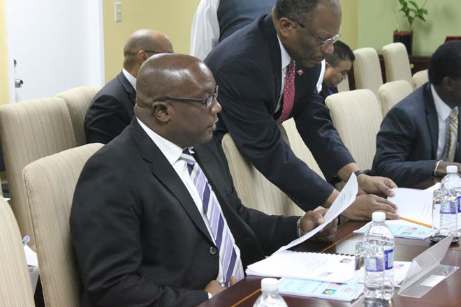 St. Kitts-Nevis represented at CARICOM-US Summit