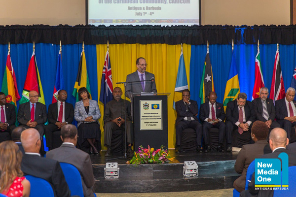 Find collective solutions, says CARICOM secretary general
