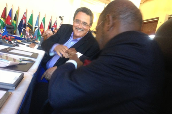 CARICOM Leaders laud PM Douglas for 25 years as St. Kitts and Nevis Parliamentarian