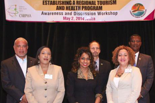 CARPHA and CTO launch tourism and health programme in the Caribbean