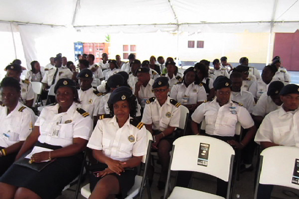 CCLEC Customs Training Course Ends