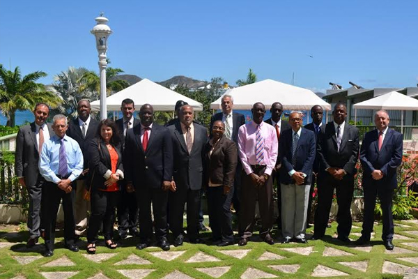St. Kitts-Nevis hosts successful CCLEC EXCO Meeting