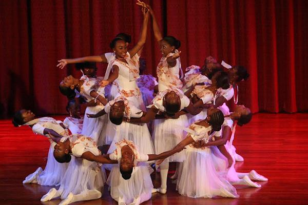 The Children's Dance Theatre prescribes dance therapy!