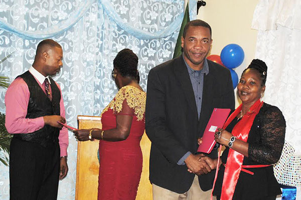 Minister Phillip hails cooperation between PEP and the CFBC