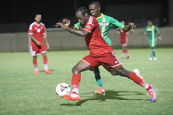 St. Kitts-Nevis Routs Dominica