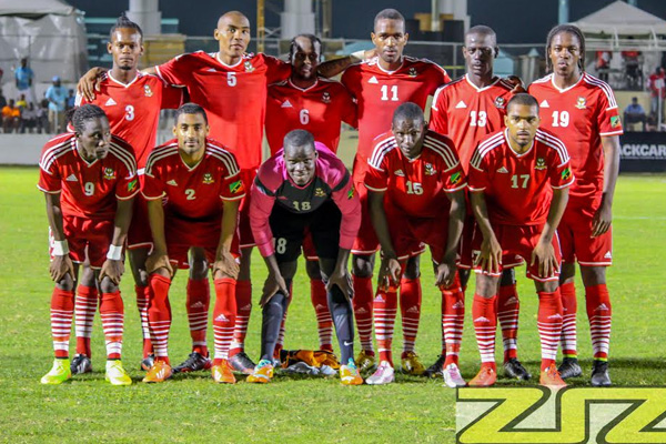 St. Kitts-Nevis advances to the Second Round