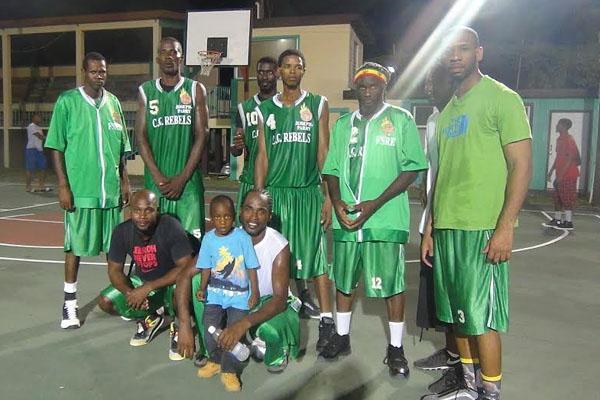 CG Rebels into SKNFA Finals