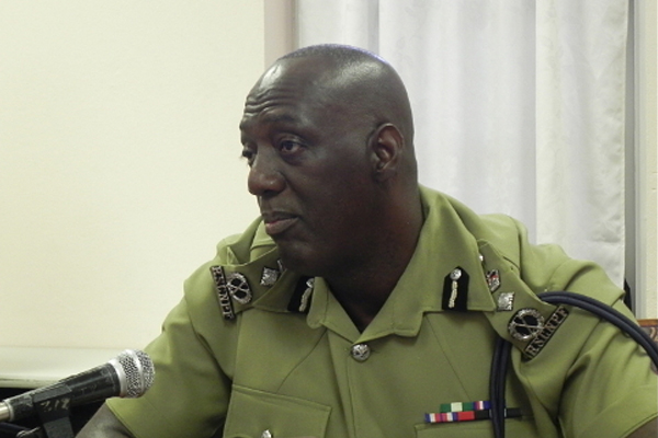 Police Commissioner Committed to continue reducing crime
