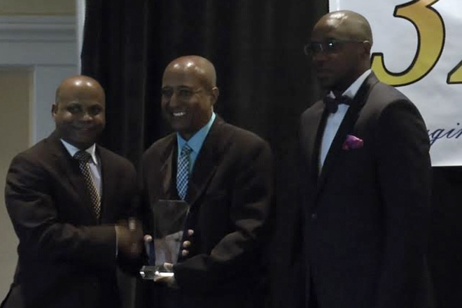 Chamber of Industry and Commerce Honours Contributors