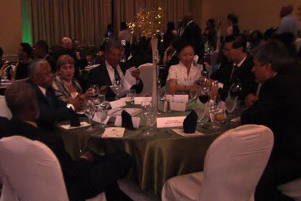 CIC's Annual Private Sector Banquet