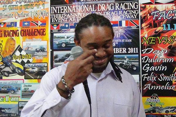 Drag Racing (January 12, 2014)