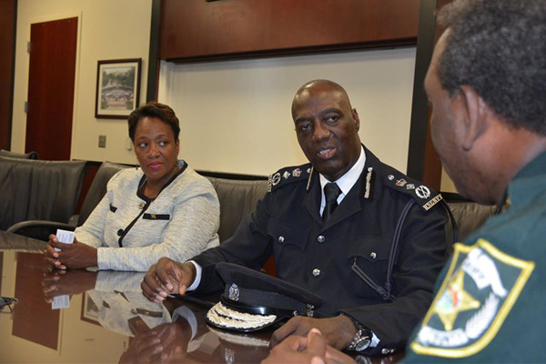 St. Kitts-Nevis Police to enhance service to victims
