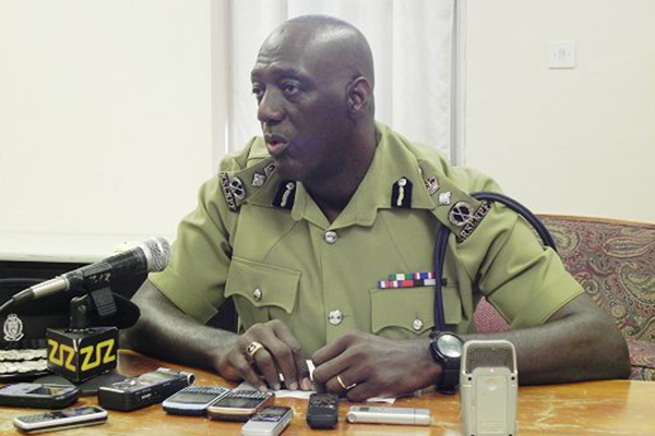 U.S Praises St Kitts Crime Fighting Initiatives