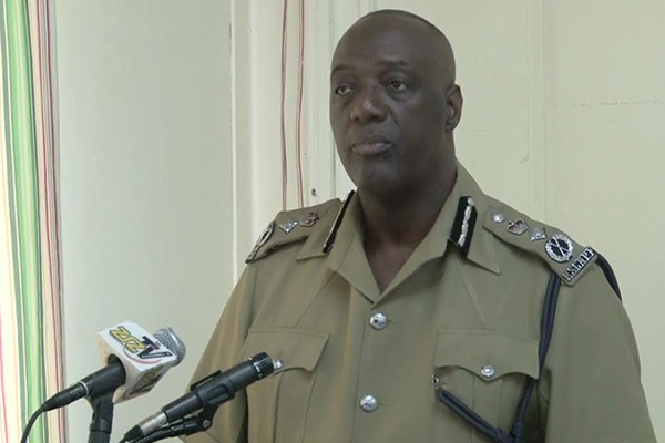 Commissioner: Police must be accountable