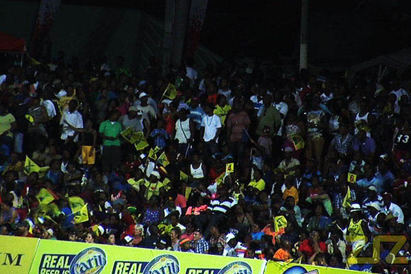 Sports Minister Reports on CPL's Success