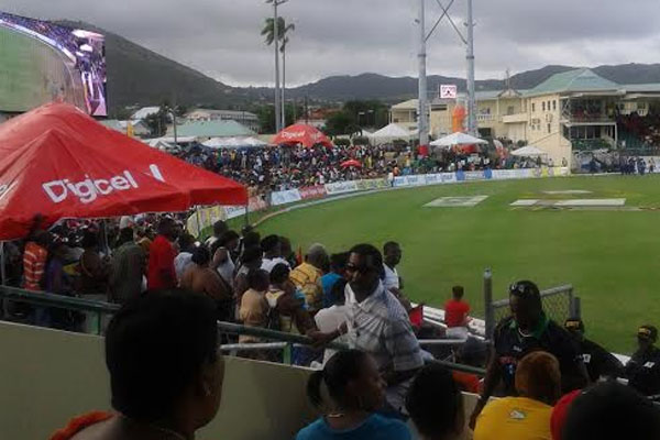 Nevisians- A Big Part of CPL Experience