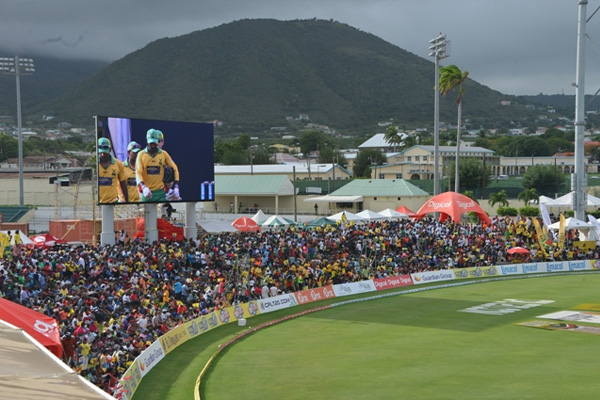 St. Kitts ready to host CPL 2015, Warner Park Grounds judged both Best Pitch and Best Outfield in 2014 series