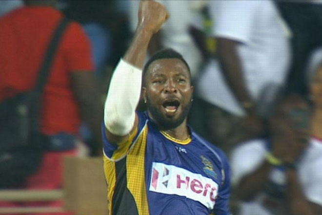 Pollard, Peterson take Tridents two points clear