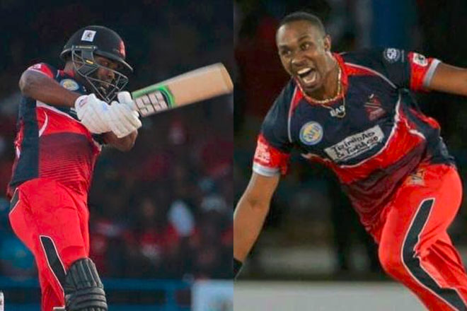 Brilliant Bravos inspire Red Steel to Victory